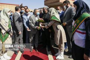 حاشیه های سفر سرپرست وزارت آموزش و پرورش به استان البرز