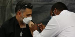تعطیلی عملیات واکسیناسیون در یکی از روستاهای شهرستان ایوان
