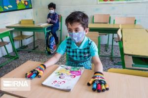 مدارس کیش پس از واکسیناسیون دانش آموزان بازگشایی میشود