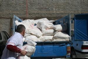 بیش از ۳ تن آرد قاچاق در نقده کشف شد