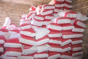 ۲۲ تن شیرخشک فاقد مجوز در بندرعباس توقیف شد