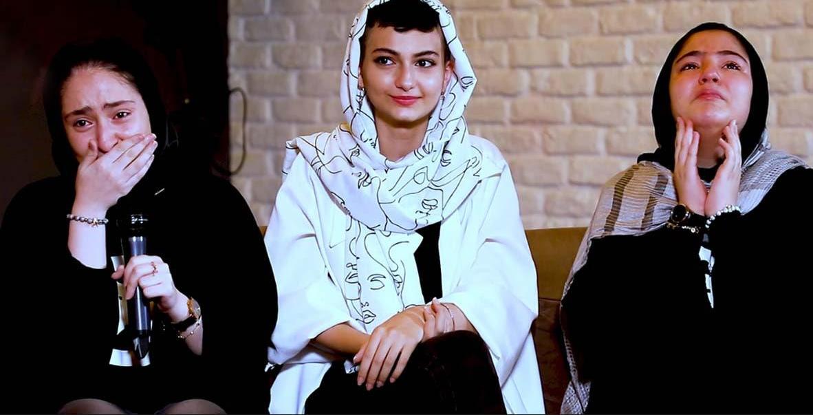 گريه هاي بي امان دخترهايي که طرفدار دوآتيشه محمدرضا گلزار هستند!