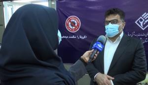 کاهش بیماران کرونایی بستری در بوشهر به زیر ۳۰۰ نفر