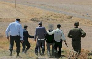 گروه حفاری غیرمجاز در بویراحمد دستگیر شدند