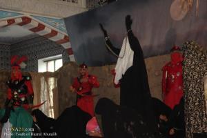 مراسم عزاداری شهادت حضرت رقیه(س) در شهر استانبول