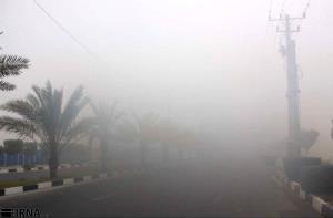 بادهای مونسون هند علت شرجی شهریور قشم