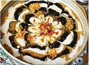 طرز تهیه کشک سالاری، غذای معروف خراسان جنوبی