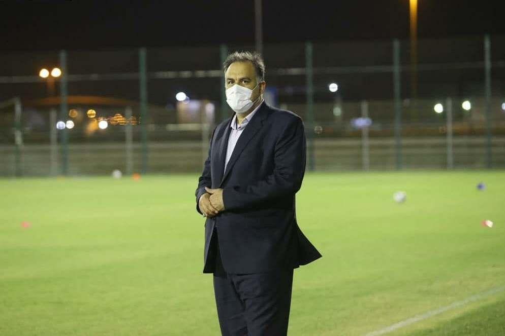 هیات مدیره باشگاه استقلال با استعفای «مددی» موافقت کرد