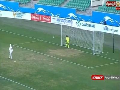 سلام زنان فوتبالیست ایران به جام ملتهای آسیا