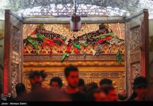 عکس/ حال و هوای حرم حضرت ابوالفضل(ع) در آستانه اربعین