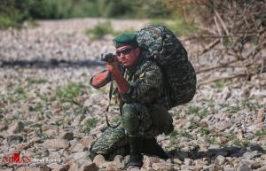 عملیات نیروی زمینی ارتش در رزمایش فاتحان خیبر
