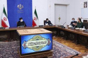 نشست رئیس جمهور با گروههای جهادی
