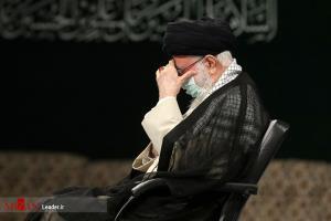 مراسم عزاداری شهادت امام رضا (ع) با حضور رهبر معظم انقلاب