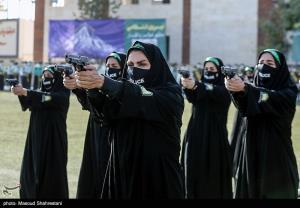 عکس/ مراسم صبحگاه مشترک نیروی انتظامی تهران بزرگ