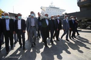 عکس/ سفر محسن رضایی به خوزستان