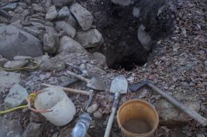 دستگیری ۶ حفار غیرمجاز در مراوه تپه؛ ۵ قلم شی تاریخی کشف شد