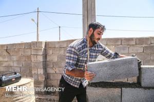 اتمام ساخت ۱۴۳ واحد زلزلهزده خراسان شمالی تا یک ماه آینده
