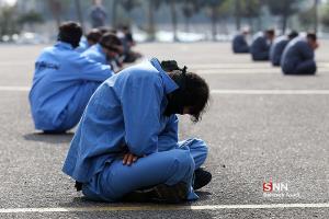 ۱۰۷ باند سرقت در تهران متلاشی شد؛ دستگیری ۸۷۶ سارق سابقهدار