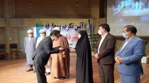 معارفه شهرداران ۳ شهر گلستان