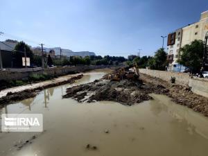 ۱۲۰۰ میلیارد تومان برای ساماندهی رودخانههای لرستان نیاز است