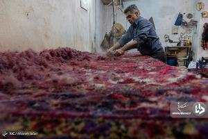 روفهگری و پرداخت فرش و قالی-تبریز