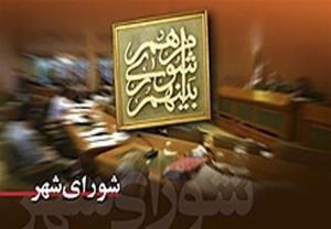 تصمیم رئیس شورای شهر برای بازگشایی پیاده راه خیابان امام سمنان قانونی نیست