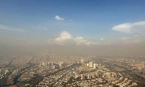 آلودگی هوای اراک از میهمانی تا میزبانی