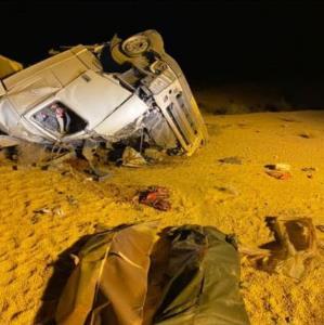 تکرار تراژدی تصادف مرگبار در استان یزد