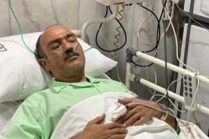 وضعیت جسمانی «مهران غفوریان» پس از جراحی