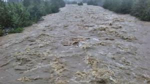 هشدار آب منطقهای گیلان در پی احتمال سیلابی شدن رودخانهها