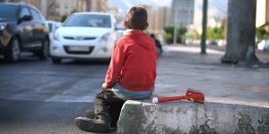 جلوگیری از حضور کودکان خیابانی در چهارراههای گیلان
