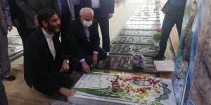 سعید محمد مشاور رییس جمهور وارد گیلان شد