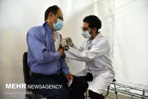 ۶۲ درصد مردم کردستان دز اول واکسن کرونا را دریافت کردهاند