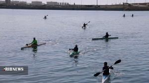 قایقرانی بانوان در سیستانوبلوچستان نیازمند حمایت