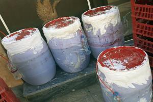 ۸۰ لیتر مشروبات الکلی دست ساز در رباط کریم کشف شد
