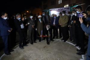 آغاز عملیات اجرایی ۳ طرح عمرانی و ورزشی در شهرستان محلات
