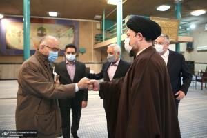 دیدار مقامات کشور کرواسی با سید حسن خمینی در ایران