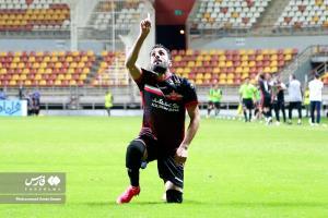 شکرگزاری پرسپولیس بعد از پیروزی در هفته اول لیگ برتر