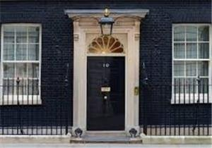 استقرار نظامیان انگلیسی در نزدیکی دفتر دیوید کامرون در مرکز لندن