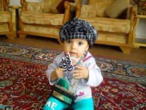 فاطمه صدیقی وصال از شهر جوانکی سقز دختر گل بابا