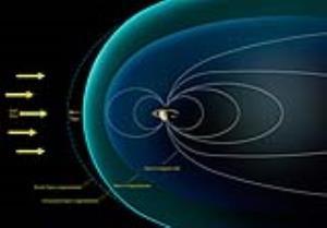فضاپیمای کاسینی در معرض طوفانهای خورشیدی