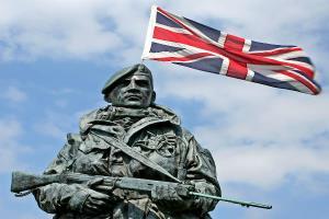 نظامیان انگلیسی به اوکراین اعزام می شوند