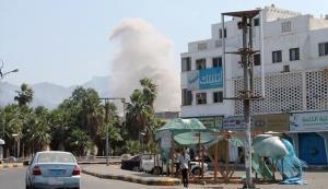 حمله به کنسولگری روسیه در یمن