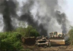 درگیری شدید رزمندگان یمنی با ارتش سعودی در عمق خاک عربستان