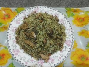غذای خوشمزه (إمگَشَت) خوزستانی