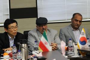 ظرفیت های استان البرز برای هیات تجاری کره جنوبی تشریح شد