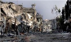 حمله خمپارهای به ساختمان کنسولگری روسیه در حلب