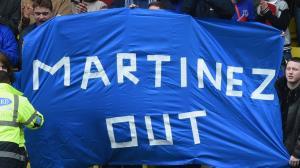 روبرتو مارتینز از باشگاه اورتون اخراج شد