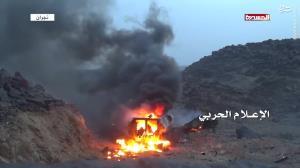 سیطره رزمندگان یمنی بر پایگاه الشبکه نجران عربستان