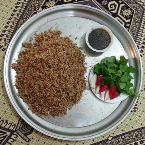 غذای اصلی/ «ارده پلو خوزستانی»، حتما امتحان کنید